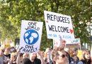 Majoritatea europenilor, încă favorabili primirii de refugiaţi